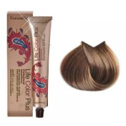 Life color 8.7 blond clair marron