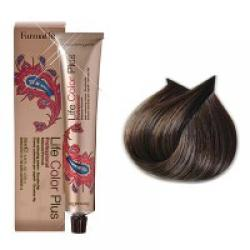 Life color 6.7 blond foncé marron