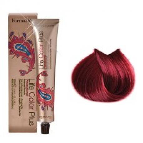 Life color 7.62 blond rouge irisé