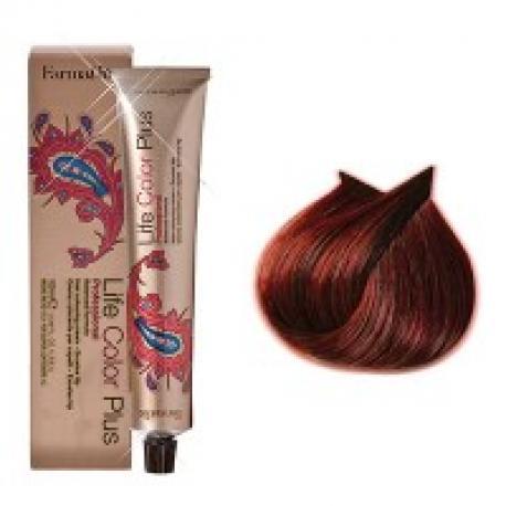 Life color 6.66 blond foncé rouge profond