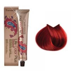Life color 7.66 blond rouge profond