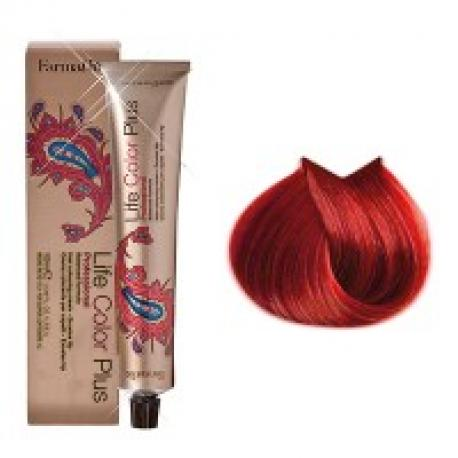 Life color 8.66 blond clair rouge profond