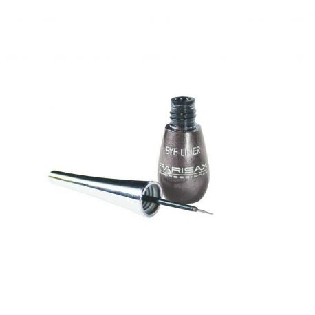 Eye liner pinceau gris metallique