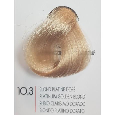 Coloration Urban Kératin 10.3 Blond très très clair doré
