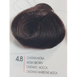 Coloration Urban Keratine 4.8 chatain moka