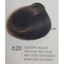 Colorations Urban Kératine 6.23 blond foncé irisé doré