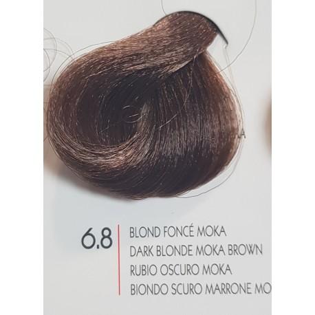 Coloration Urban Kératine 6.8 blond foncé moka