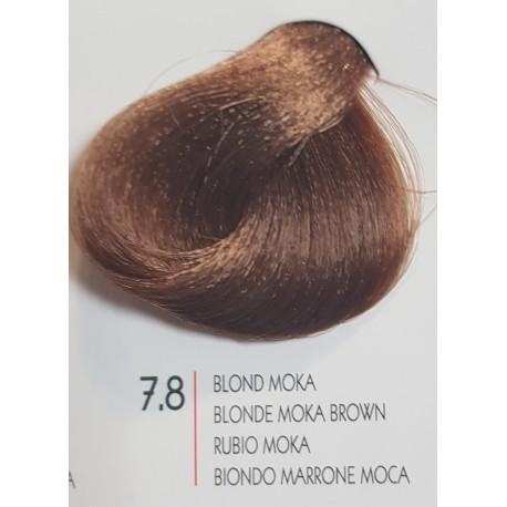 Coloration Urban Kératine 7.8 blond moka