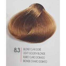 Coloration Urban Kératine 8.3 blond clair doré