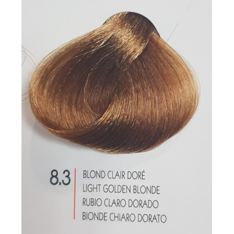 Coloration Urban Kératine 8.3 blond clair doré
