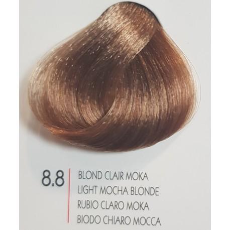Coloration Urban Kératine 8.8 blond clair moka