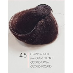 Coloration Urban Keratine 4.5 chatain acajou