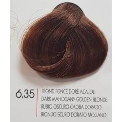 Coloration Urban Kératine 6.35 blond foncé doré acajou