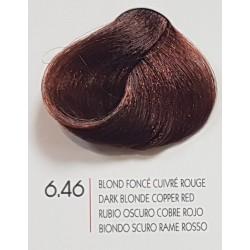 Coloration Urban Kératine 6.46 blond foncé cuivré rouge