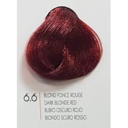 Coloration Urban Kératine 6.6 blond foncé rouge