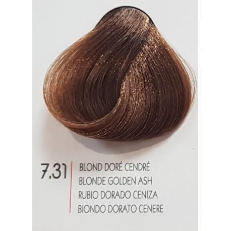 Coloration Urban Kératine 7.31 blond doré cendré