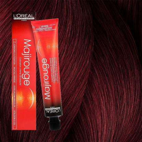 MAJIROUGE 4.60 CHATAIN ROUGE INTENSE